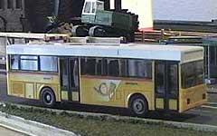 Autobus du Cars system de Faller
