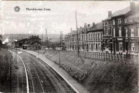 Gare de Marchienne au Pont (Charleroi)