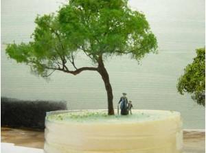 Un arbre terminé